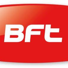 BFT: une marque d'automatismes et de télécommandes de portail