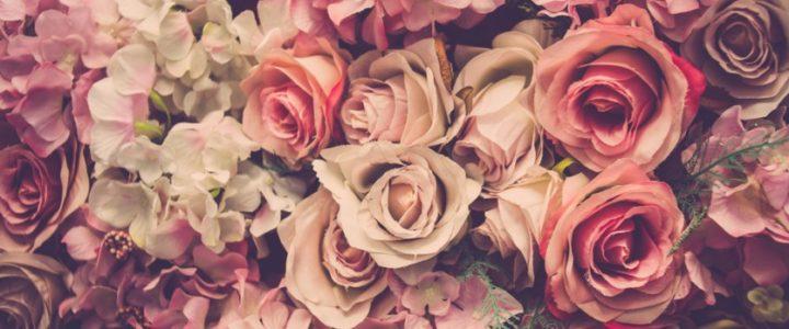 Roses éternelles en boite pour la Saint-Valentin