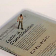 Carte grise : Dorénavant tout se fait en ligne
