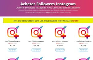 followers-instagram-français
