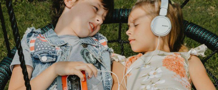 La musique chez les jeunes enfants