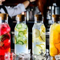 5 idées de boissons fraîches à boire cet été