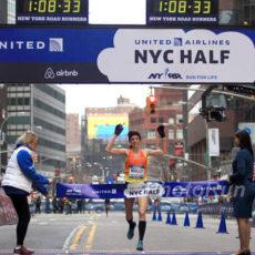 Running :semi-marathon de New-York