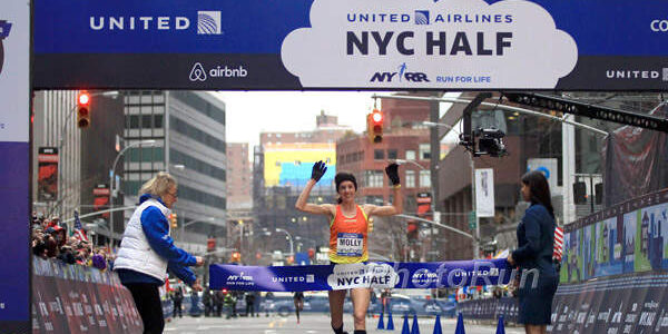 Running :semi-marathon de New-York