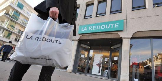 Les galeries Lafayette rachètent La Redoute